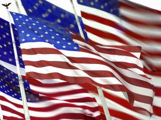 обои Флаги   США фото