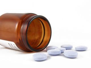 обои Таблетки и баночка фото