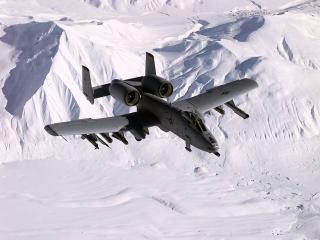 обои Самолеты снега не боятся фото