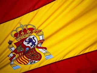 обои Флаг Испании фото