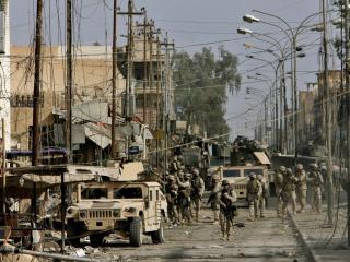 обои Война в Ираке Багдад фото