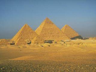 обои Луксорские пирамиды фото