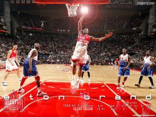 обои MVP All-star game Elton Brand фото