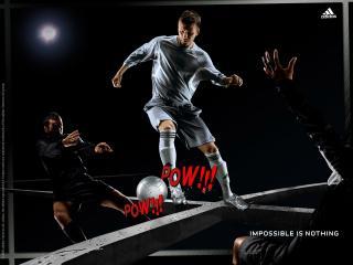 обои Brands Adidas football фото