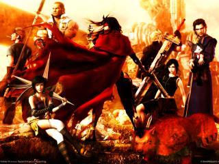 обои Games Final Fantasy VII фото