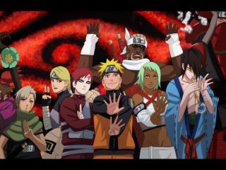 обои Naruto - Джинчурики фото