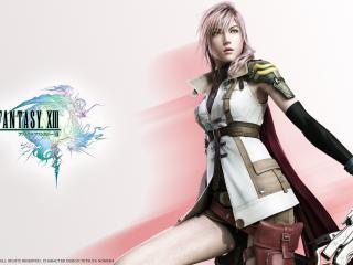 обои Девушка с мечом в руке фото