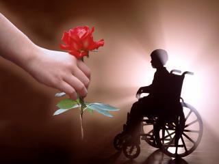 обои День борьбы за права инвалидов фото
