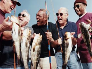 обои День рыбака фото