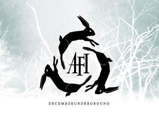 обои AFI. Decemberunderground фото