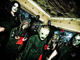 обои для рабочего стола: Slipknot. All Hope Is Gone