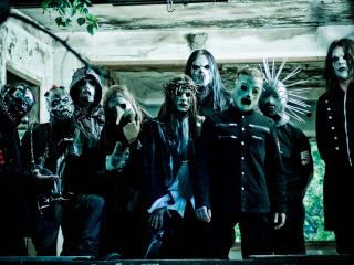 обои Slipknot. All Hope Is Gone фото