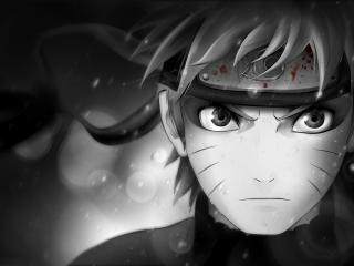 обои для рабочего стола: Naruto - Серьезный Наруто