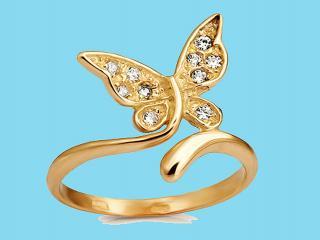 обои Перстень бабочка фото