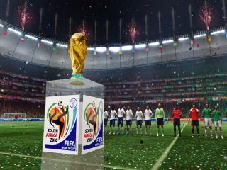 обои South Africa 2010 FIFA WORLD CUP фото