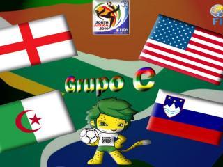 обои South Africa 2010 Grupo C фото