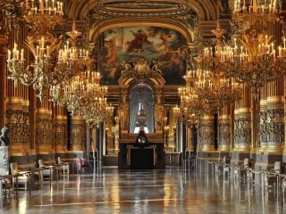 обои Hall of Columns фото