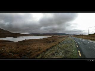 обои Ирландская дорога фото