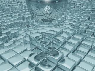 обои Cubic neRubick фото