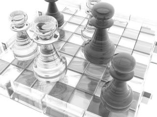 обои Oversized chess фото