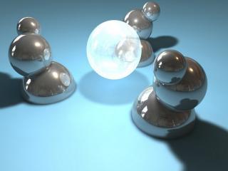 обои Radiate lighting dall фото