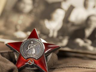 обои Красивая советская звезда фото