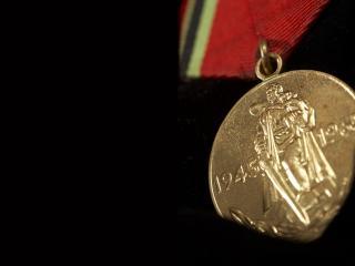 обои Отечественная медаль фото