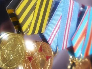 обои Советские медали фото