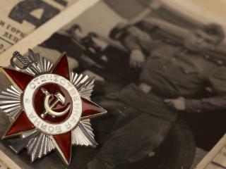 обои Советский орден фото