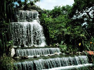 обои Водопад в Маниле фото