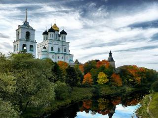 обои на рабочий стол православные храмы и монастыри лето № 217106 загрузить