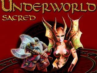 обои Sacred Underworld фото