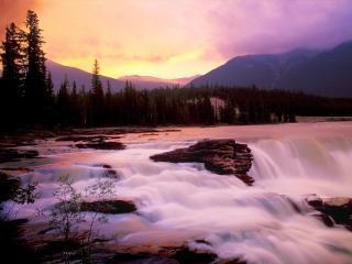 обои Живописная природа Канады фото