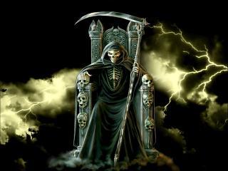 обои Король бури и грозы фото