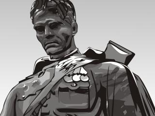 обои Герой  Великой Войны фото
