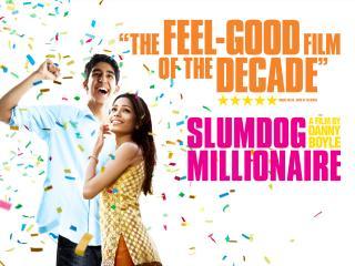 обои Slumdog millionaire film by danny boyle фото