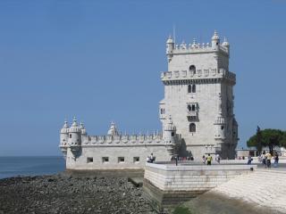 обои Прибрежный английский замок фото