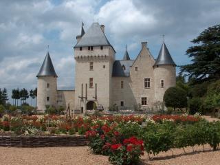 обои Средневековый английский замок фото