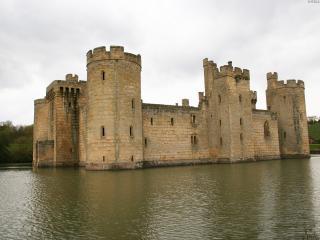 обои Разрушенный замок фото