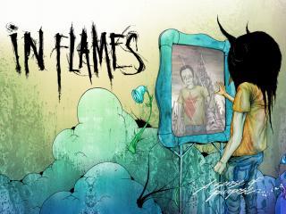 обои In Flames - A Sense Of Purpose 2 фото