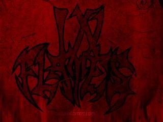 обои In Flames - лого фото