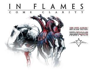 обои In Flames - Come Clarity фото