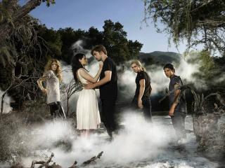 обои Эдвард,  Белла и остальные фото