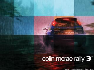 обои Colin McRae Rally 3 фото