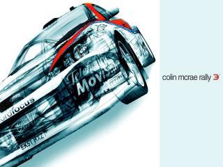обои Colin McRae Rally 3 Focus по левую сторону фото