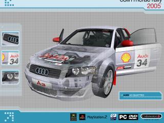 обои Colin McRea 2005 Audi A3 фото