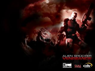 обои Alien Shooter фото