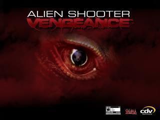 обои Alien Shooter Vengeance Глас фото