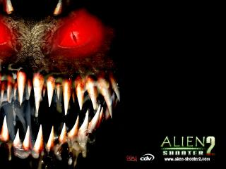 обои Alien Монстр с лева фото