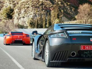 обои GTA  Spano фото